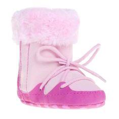 BOBO BABY Dětské zimní capáčky Bobo Baby růžové - 74 (6-9m)