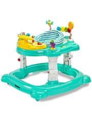 TOYZ Dětské chodítko Toyz HipHop 3v1 zelené
