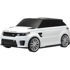 BAYO Dětské jezdítko a kufřík 2v1 Range Rover SVR white