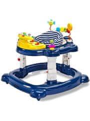 TOYZ Dětské chodítko Toyz HipHop 3v1 modré