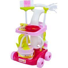 BAYO Dětský úklidový vozík Bayo