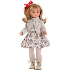 Berbesa Luxusní dětská panenka-holčička Berbesa Laura 40cm