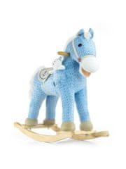MILLY MALLY Houpací koník s melodií Milly Mally Pony modrý