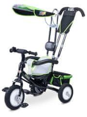 TOYZ Dětská tříkolka Toyz Derby green