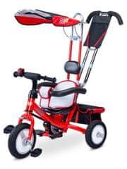 TOYZ Dětská tříkolka Toyz Derby red