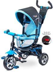 TOYZ Dětská tříkolka Toyz Timmy blue 2017
