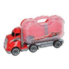 BAYO Dětské nákladní auto s nářadím Bayo 10ks