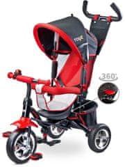 TOYZ Dětská tříkolka Toyz Timmy red 2017