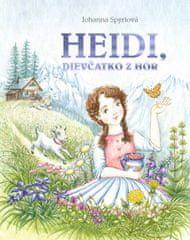 Spyriová Johanna: Heidi, dievčatko z hôr