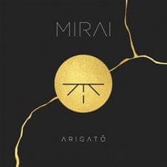 Mirai: Arigato - CD