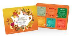 English Tea Shop Plechová kazeta superovocná 36 nál. sáčků