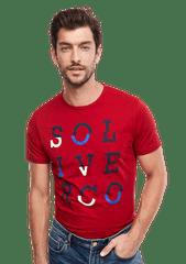s.Oliver pánske tričko 13.910.32.4044