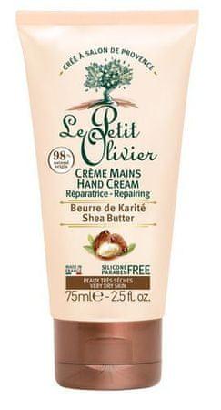 Le Petit Olivier Regenerujący krem do rąk z masłem shea 75 ml
