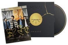 Mirai: ARIGATO (s podpisem kapely - exkluzivní balení) - CD