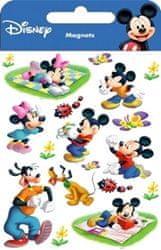 Jiri Models magneti, Micky Mouse