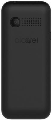 Alcatel 1066G, jednoduchý tlačítkový telefon, dlouhá výdrž, velký displej, jednoduché ovládání, FM rádio