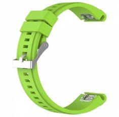 eses pasek silikonowy zielony do Garmin Fenix 3/5X/5X Plus/5X Sapphire/3HR (1530000441)