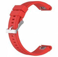 eses pasek silikonowy czerwony do Garmin Fenix 3/5X/5X Plus/5X Sapphire/3HR (1530000435)