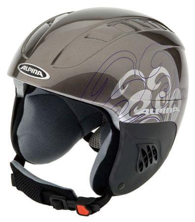 Alpina Sports Carat,A9035.1.30 otroška smučarska čelada