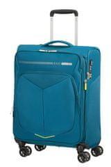 American Tourister Summerfunk potovalni kovček 55/20, razširljiv, TSA