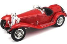 BBurago 1:18 Alfa Romeo 8C 2300 Spider Touring 1932