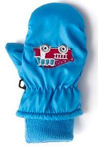 Nickel sportswear dětské rukavice 4 světle modrá