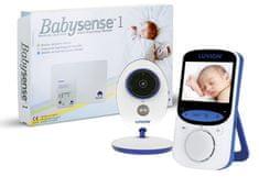 Luvion Videochůvička Luvion EASY PLUS s monitorem dechu Babysense 1