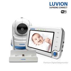 Luvion Videochůvička Luvion SUPREME CONNECT 4.3 + WIFI BRIDGE