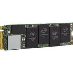 Intel 660p Series SSD disk, 2TB, NVMe M.2