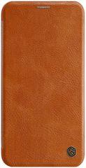 Nillkin Qin Book Pouzdro pro iPhone 11 Pro Brown 2448594 - rozbaleno