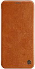 Nillkin Qin Book Pouzdro pro iPhone 11 Pro Max Brown 2448600