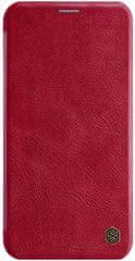 Nillkin Qin Book Pouzdro pro iPhone 11 Pro Red 2448593