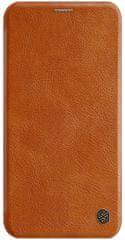Nillkin Qin Book Pouzdro pro iPhone 11 Brown 2448597