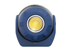 Scangrip SOUNDLED S - COB LED pracovní světlo s reproduktorem, nabíjecí, až 600 lumenů