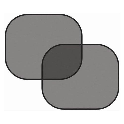 Compass Clona sluneční na boční okno, černá, 2 přísavky