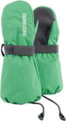 Didriksons1913 dětské rukavice BIGGLES, světle zelená