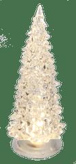 Toro Vánoční stromek LED svítící 20x7 cm, assort