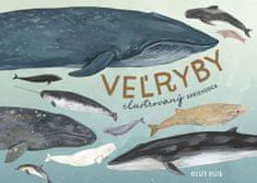 Oseid Kelsey: Veľryby: ilustrovaný sprievodca
