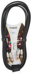 Bespeco RCR300 Spájací kábel