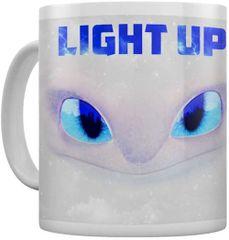 Hrnek Jak vycvičit draka 3 - Light Up the Night (0,3 l.)