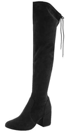 Tamaris Női csizma 1-1-25507-23-001 Black (méret 37)
