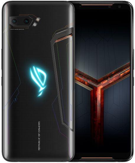 Asus ROG Phone II, 12GB/512GB, Glossy Black (ZS660KL)