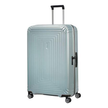 Samsonite Neopulse potovalni kovček 81/30, kovinska mint zelena