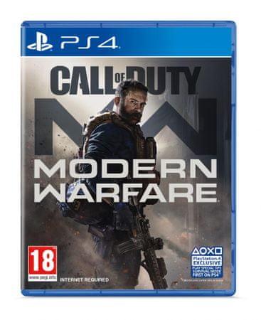Activision Call of Duty: Modern Warfare igra (PS4)