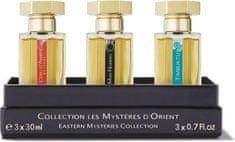 L´Artisan Parfumeur Les Mysteres D`Orient kollekció - EDP 2 x 30 ml + EDT 30 ml