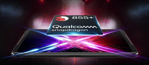 Asus ROG Phone II (ZS660KL), nejvýkonnější procesor, Snapdragon 855 Plus, výkonný, rychlý, maximální výkon, vylepšené chlazení, 3D parní komora