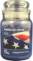 Yankee Candle Americký domov 538 g Vlajka svobody
