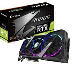 Gigabyte AORUS GeForce RTX 2080 SUPER,8 GB GDDR6 grafička kartica