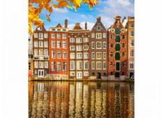 Dimex Fototapeta MS-3-0024 Domy v Amsterdame 225 x 250 cm