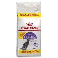 Royal Canin Sterilised 37 10kg + 2kg